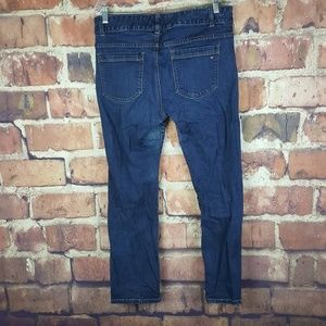 Tommy Hilfiger Womens Jeans Size 12 Short Boot Cut